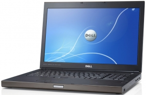 laptop DELL M6700 i7 3740QM 16GB 750GB K3000M WIN 10 Home