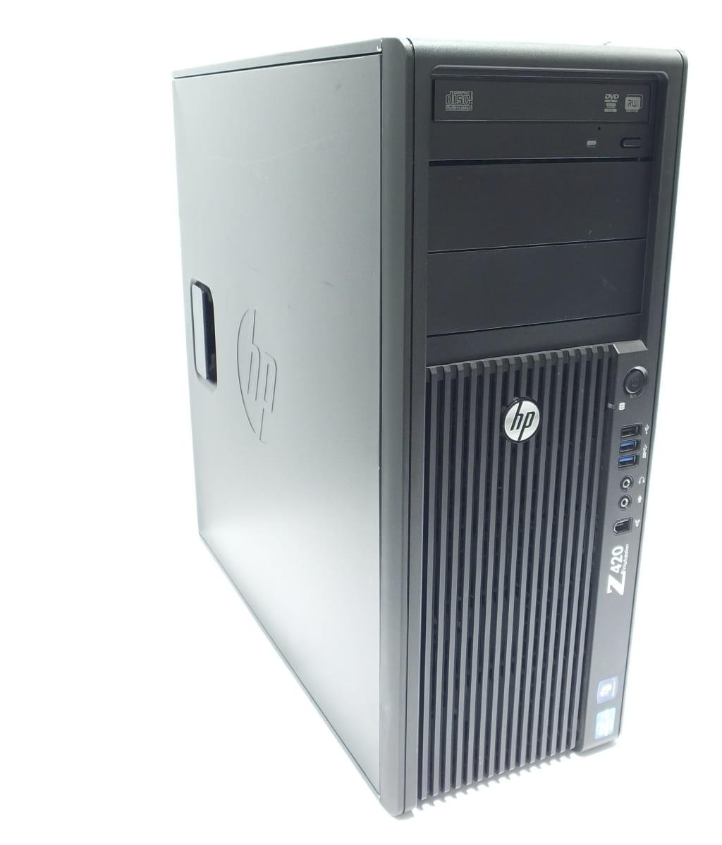 Komputer HP Z420 Xeon E5-1603 2,8 GHz 32GB 250GB Windows 10 Home